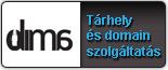 Tárhely, Domain - DiMa.hu